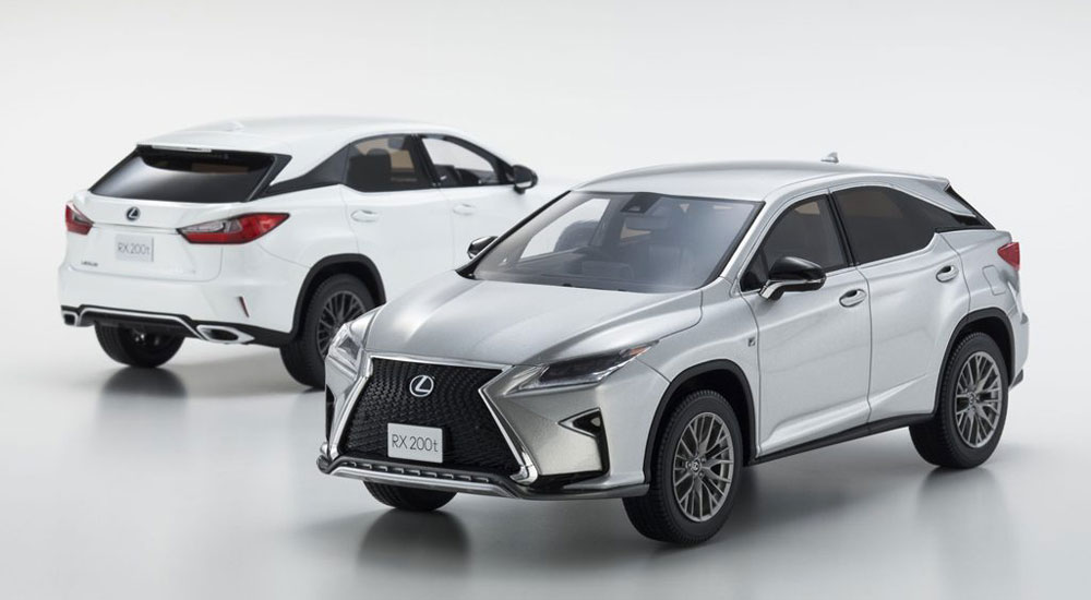 Lexus RX Kyosho