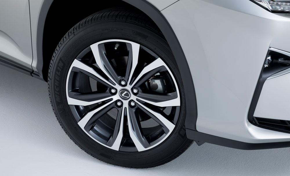 Lexus RX Tires