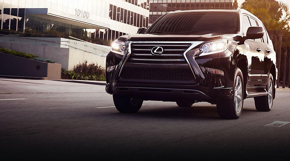Lexus GX November 2017 Sales