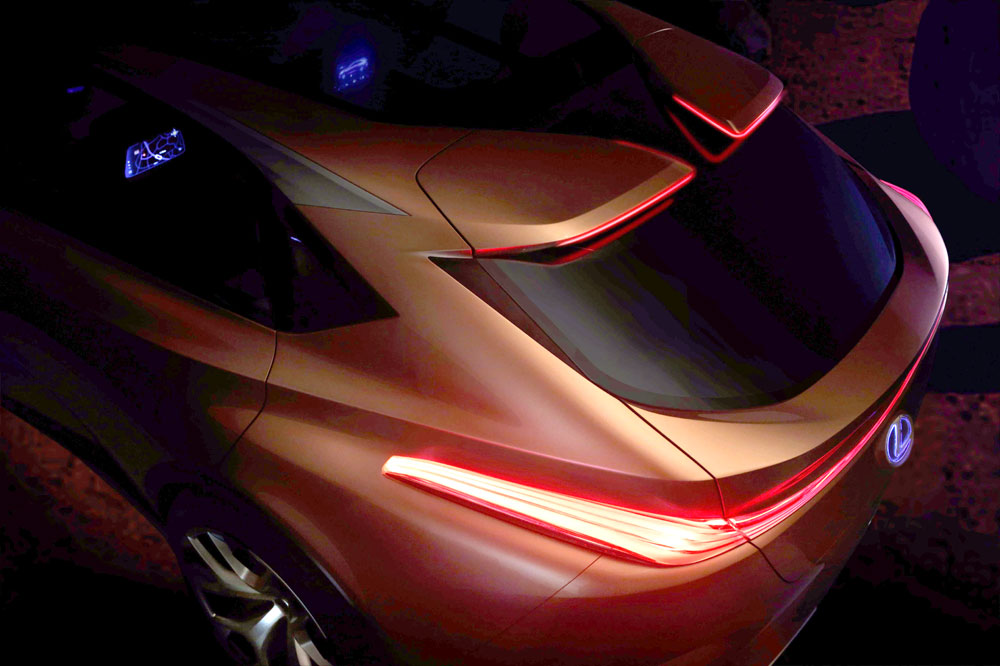 Lexus LF-1 Brighter