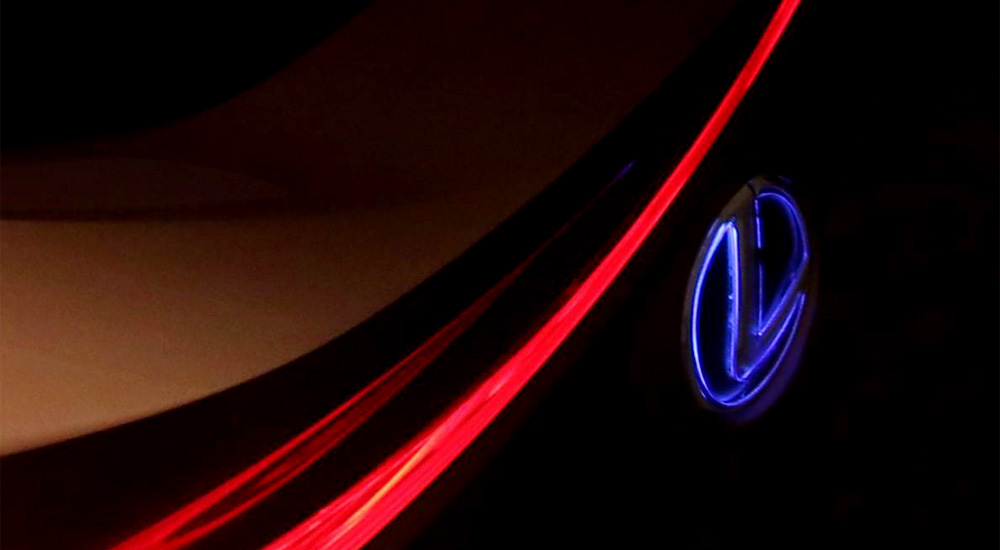 Lexus LF-1 Badge