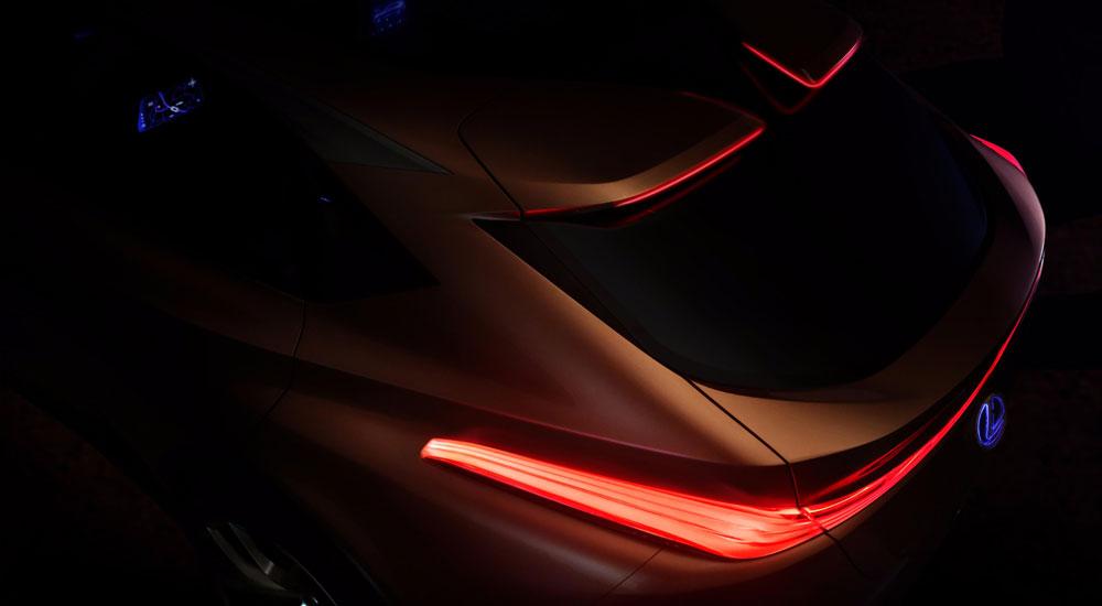Lexus LF-1 Crossover Concept