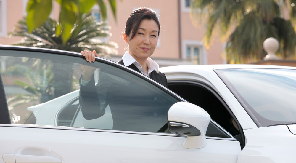 Lexus International VP Chika Kako