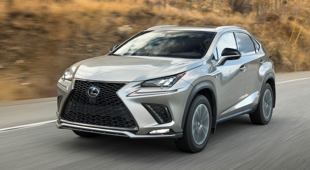 Test Lexus Nx 300h >> Review The Updated 2018 Lexus Nx 300 Nx 300h Lexus Enthusiast