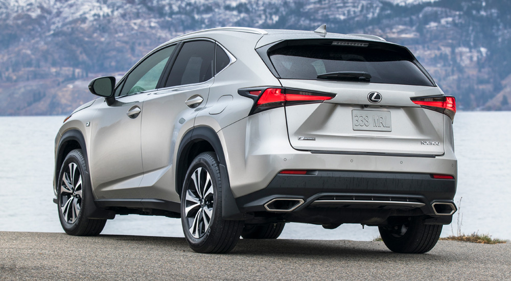 Review The Updated 2018 Lexus Nx 300 Nx 300h Lexus Enthusiast