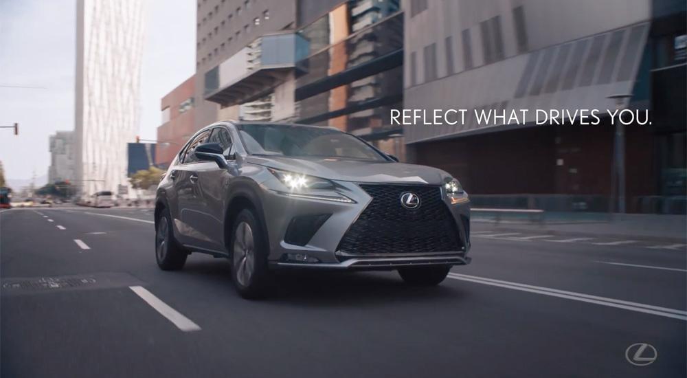 Lexus NX Reflect Canada