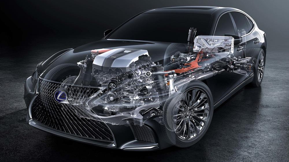 Lexus Multi-Stage Hybrid