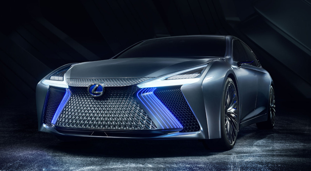 First Lexus Full Electric Vehicle To Debut In Early 2020s