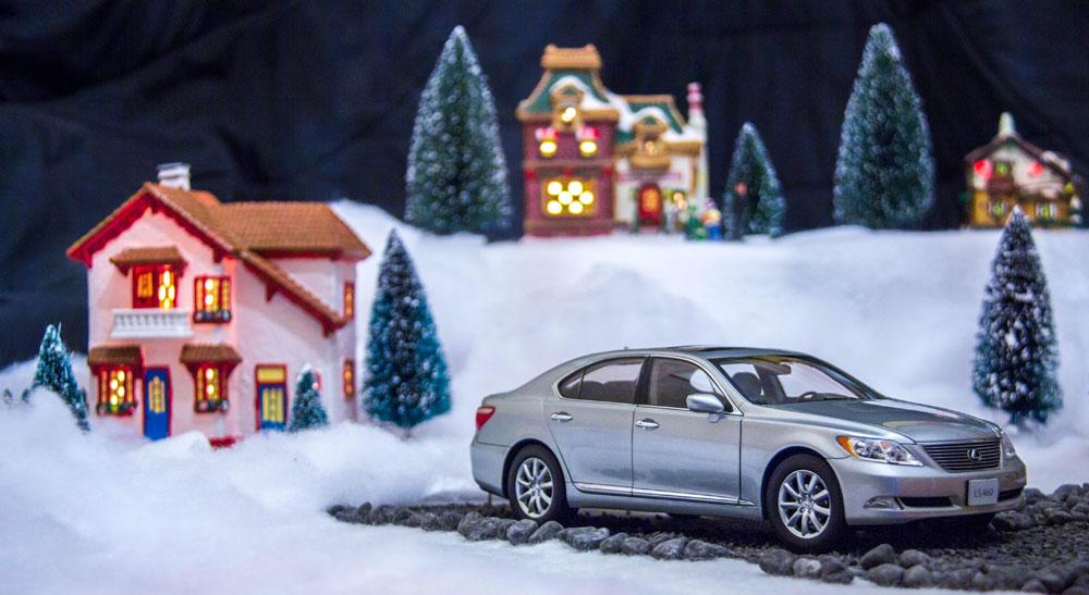 Lexus Happy Holidays