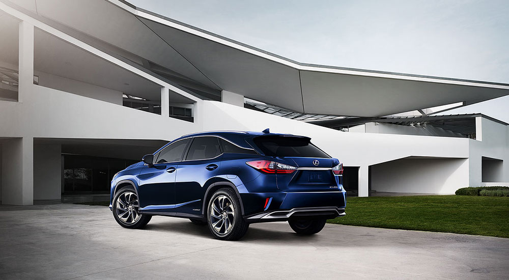 2018 Lexus Rx 450h Hybrid Gets Price Drop In Usa