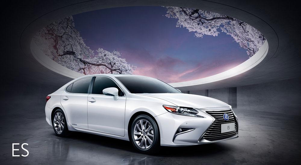 Lexus ES Sales China