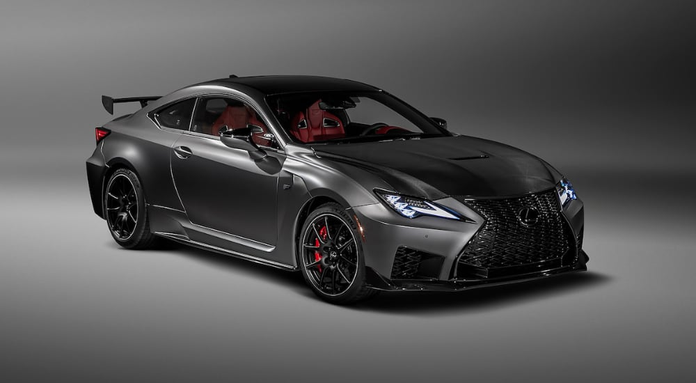 Video The Lexus Rc F Track Edition Lexus Enthusiast