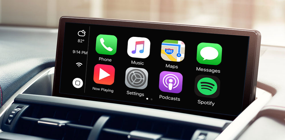 Apple CarPlay Coming to Select Lexus Vehicles This Year ...
