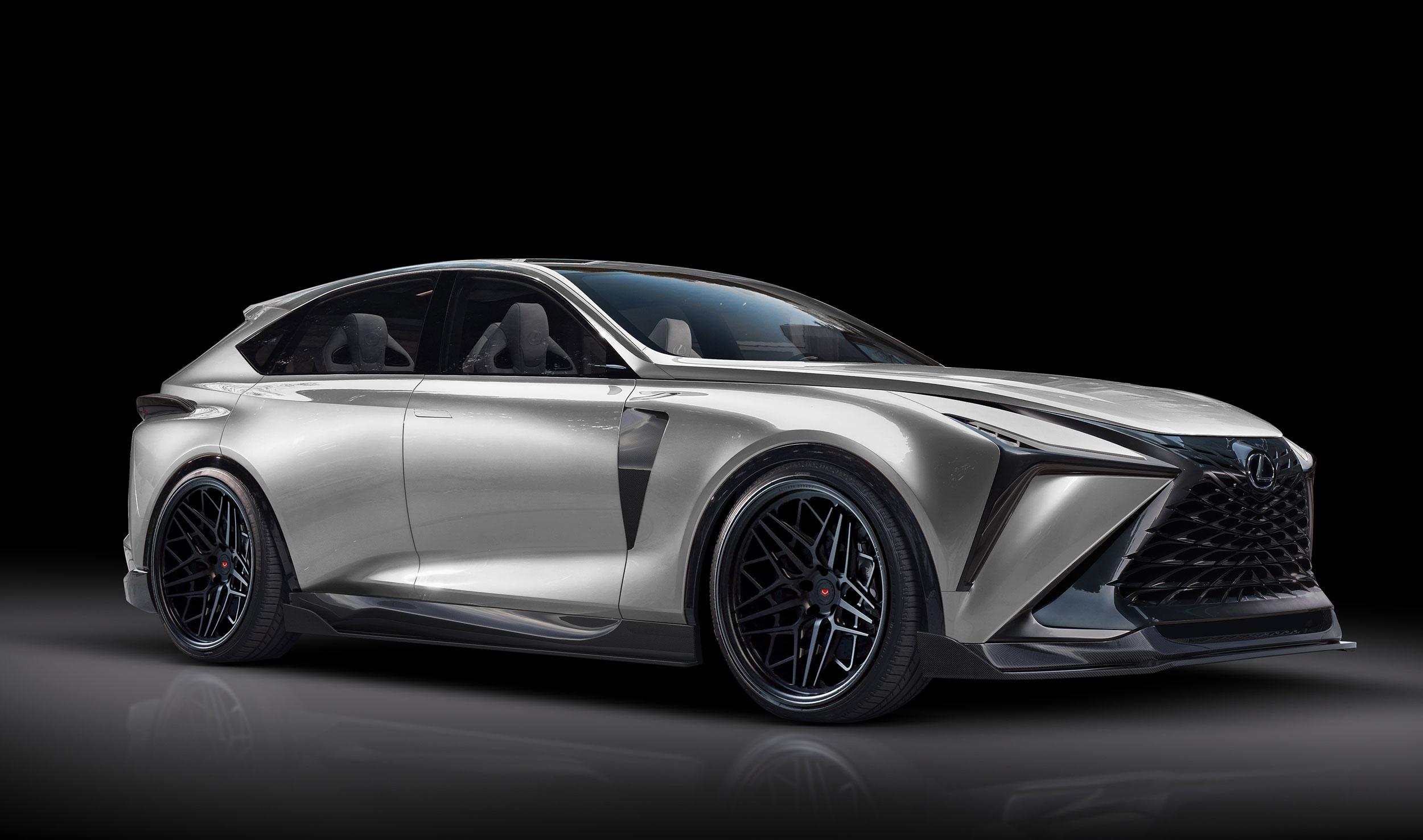 "New Lexus Suv >> ""Lexus"