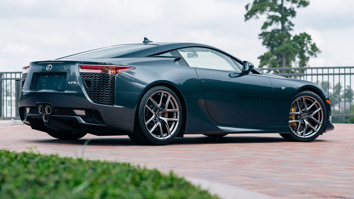 Still No Plans for Second-Generation Lexus LFA: The 2018 Edition ...