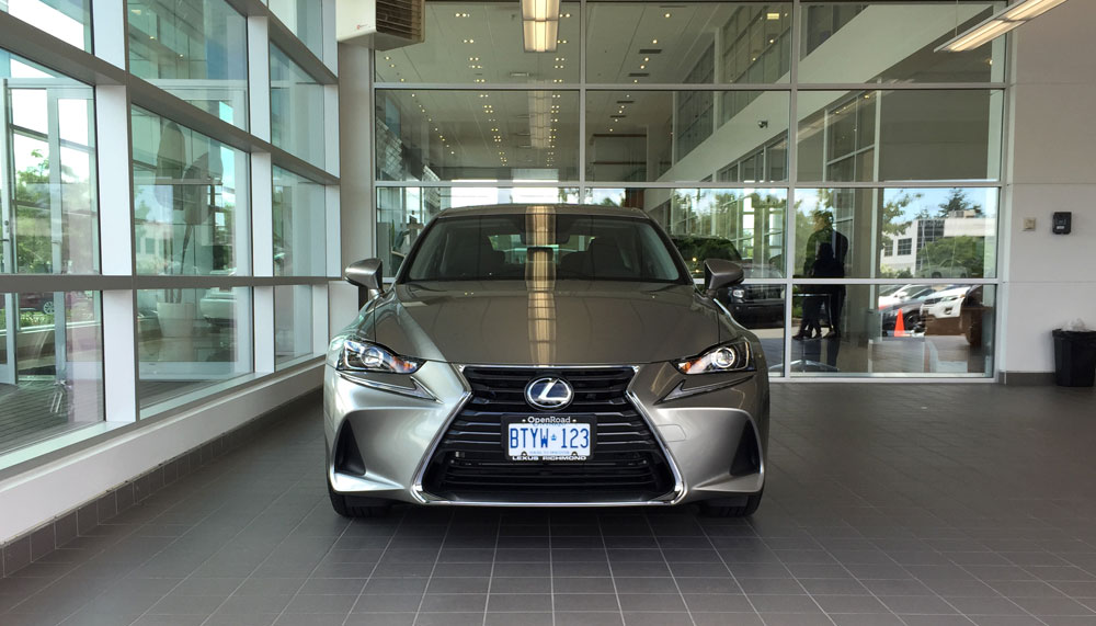 Lexus IS OpenRoad Lexus
