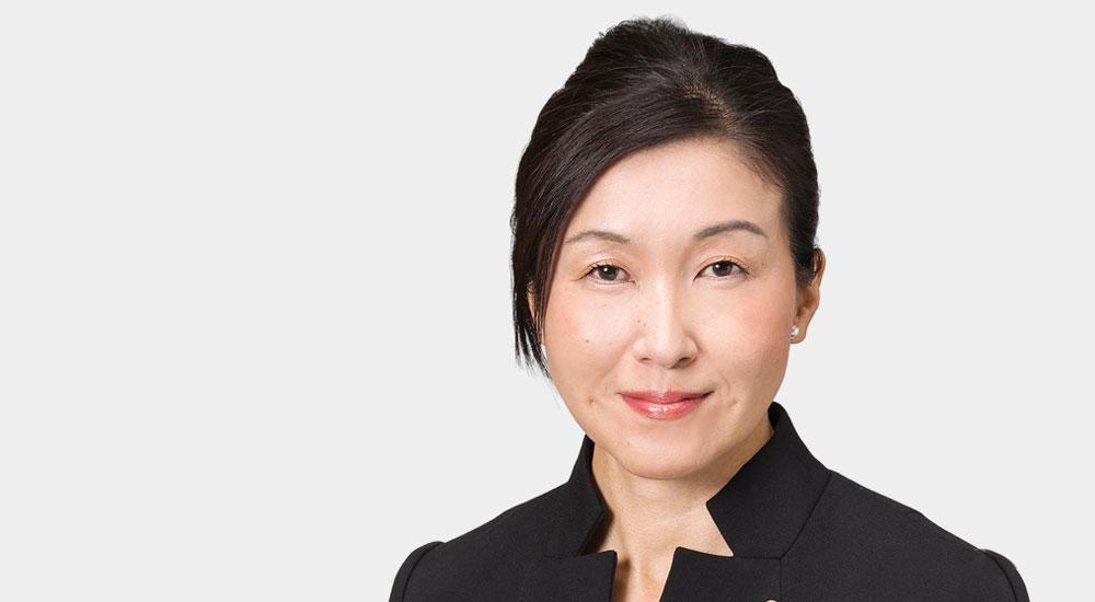 Lexus Executive Vice President Chika Kako