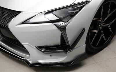Wald International Releases Lexus Lc 500 Sports Line Body Kit