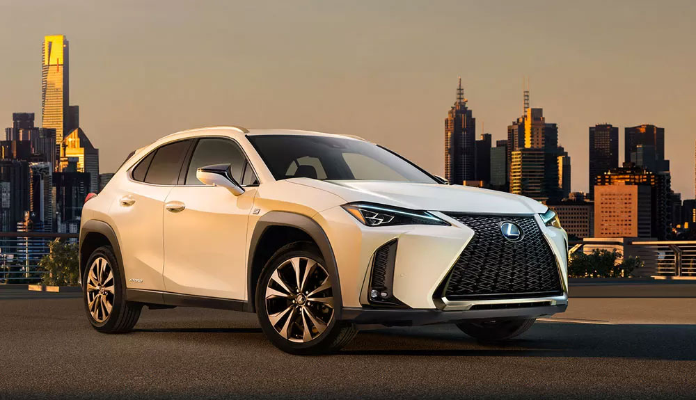 Lexus UX Geneva Motor Show