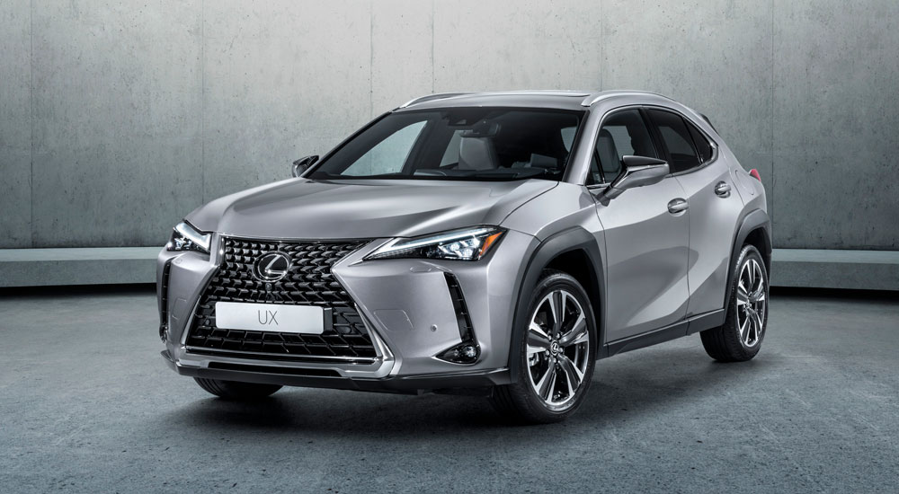 Introducing The Lexus Ux 200 250h