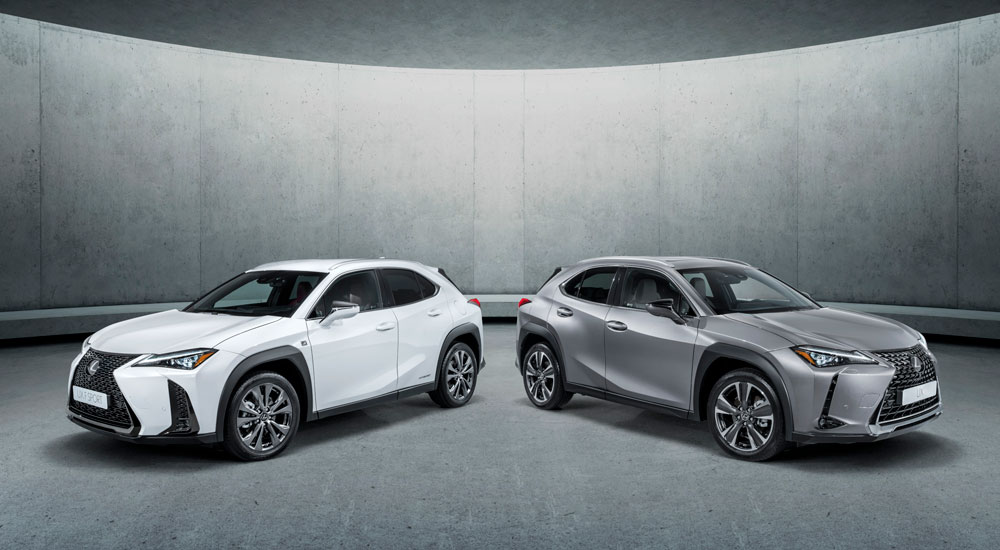 Lexus UX Together