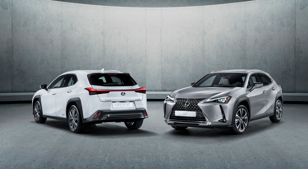 lexus ux ux f sport. Black Bedroom Furniture Sets. Home Design Ideas