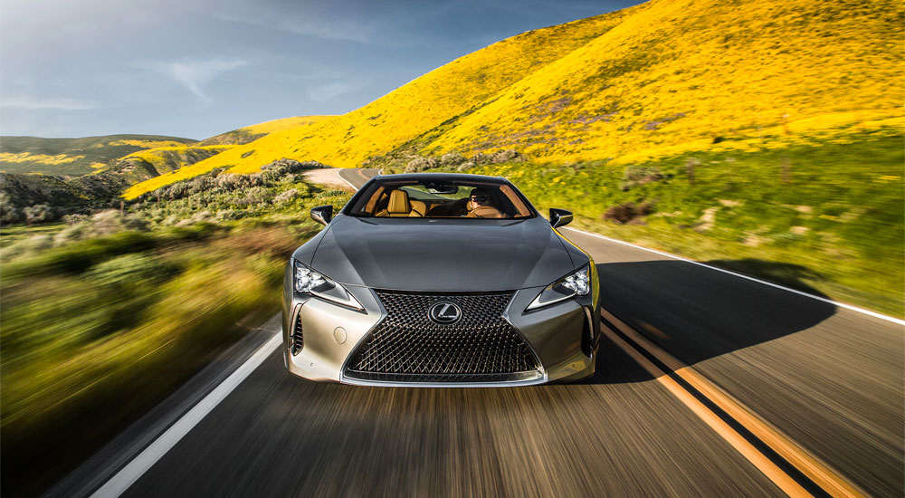 Lexus LC 500 Automobile Magazine