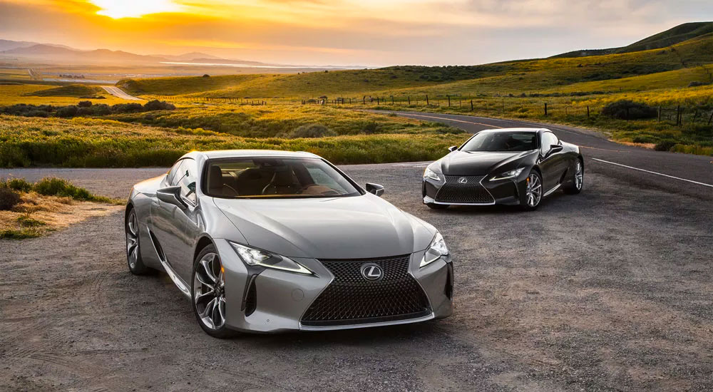 Lexus LC Subscription Service