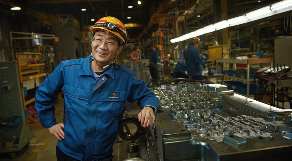 Lexus LS Craftsman Yasuhiro Nakashima