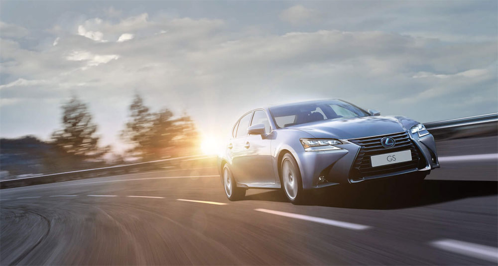 Lexus GS Cancelled Europe