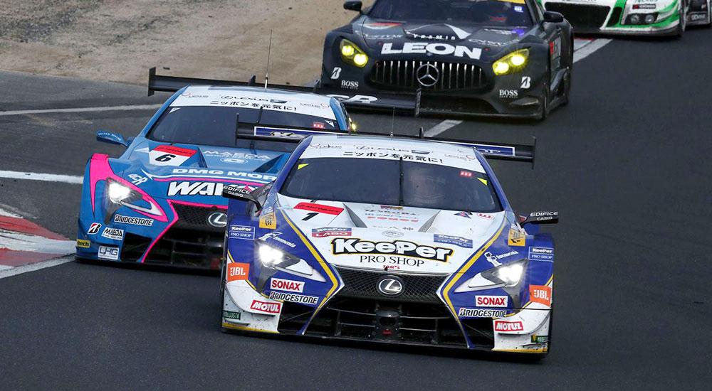 Lexus Super GT Round 1
