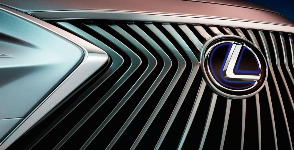 Lexus ES Teaser Image