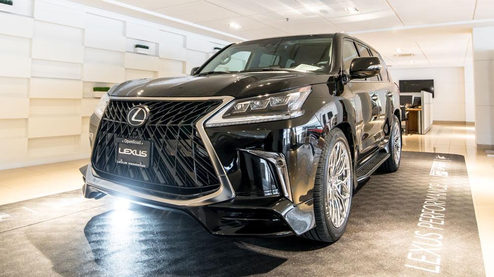 Lexus LX Superior
