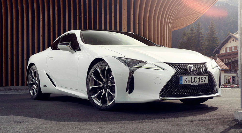 Lexus LC 500h CAR Magazine