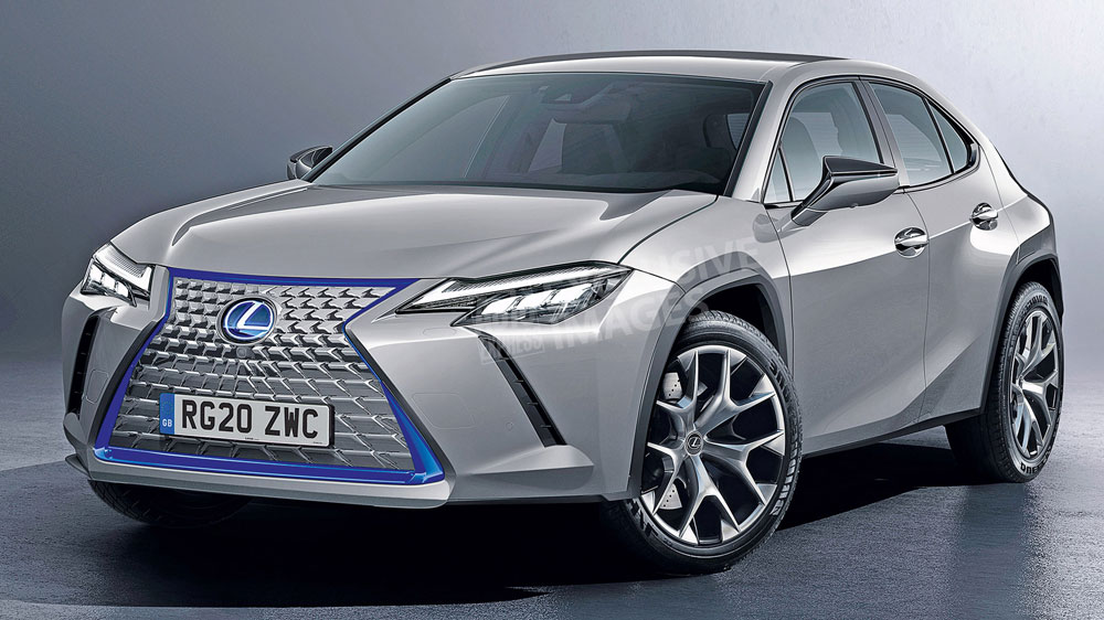 Lexus CT Next-Generation