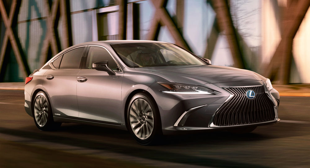 Lexus ES Next-Generation