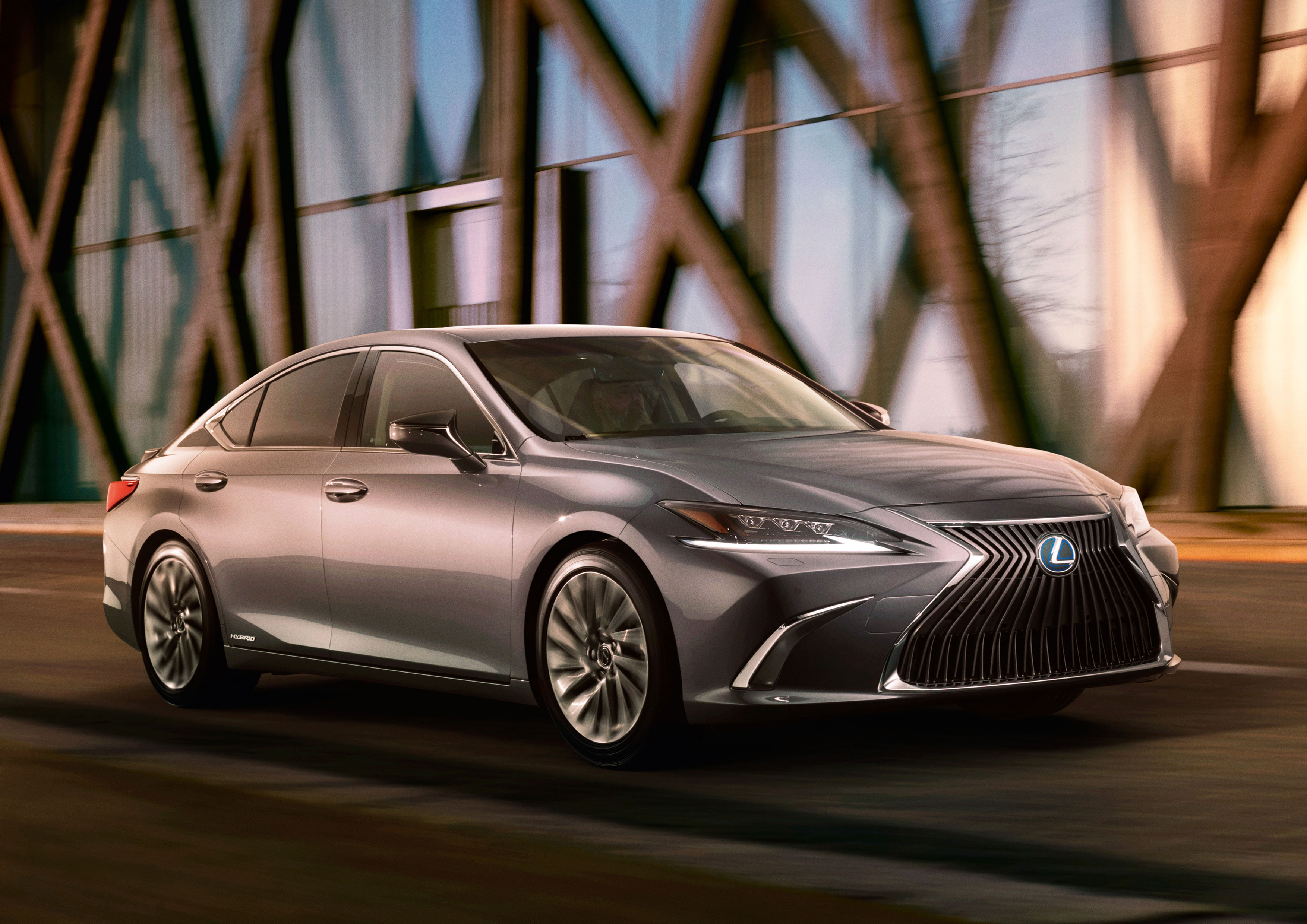 Next-Generation Lexus ES Sedan Revealed!