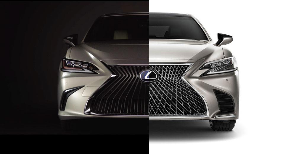 Lexus ES vs Lexus LS Comparison