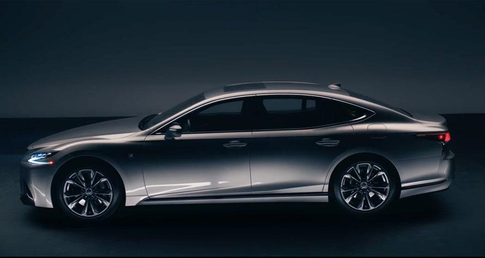 Lexus LS Flagship