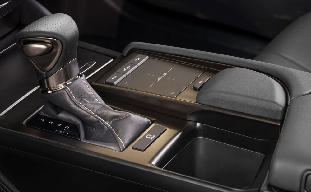 Lexus Interior Trim