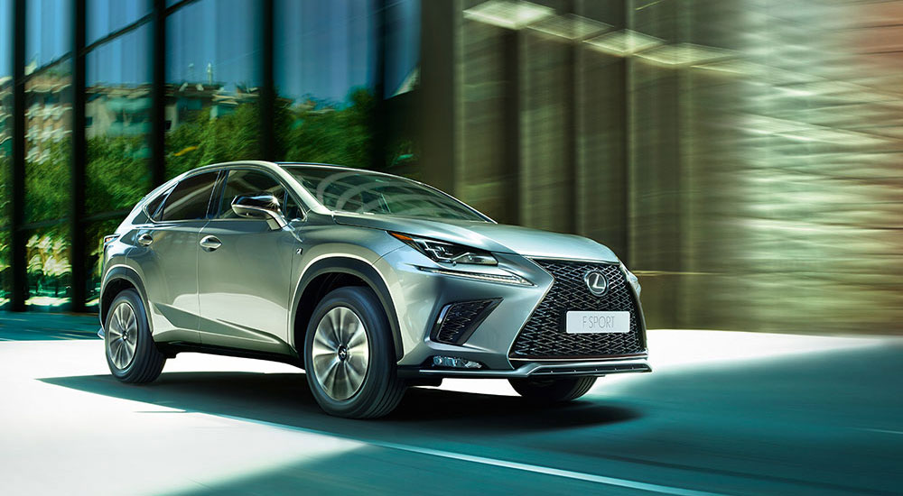 Lexus NX Driver Power