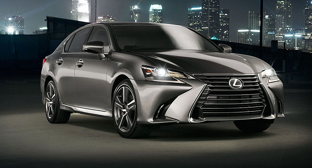 Lexus GS Cancelled in Europe