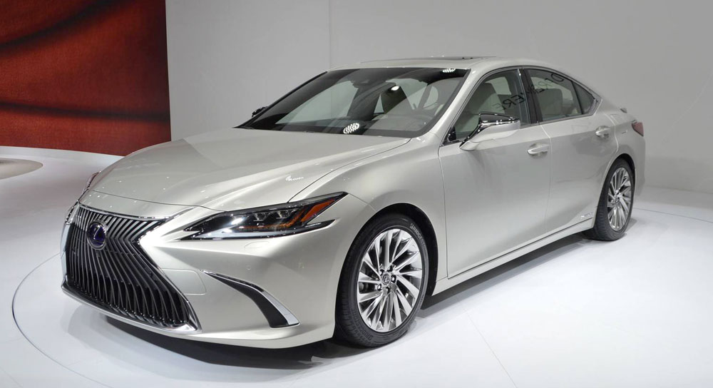 Lexus ES Global Model