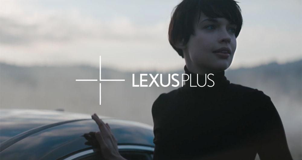 Lexus Plus Commercial