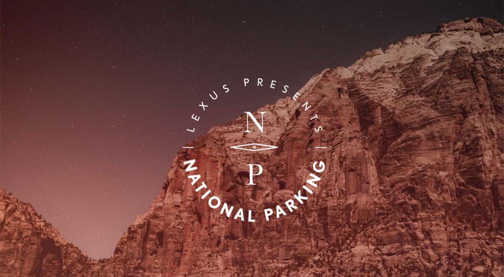 Lexus RX National Parking