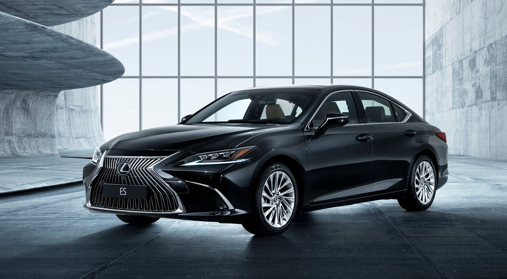 Lexus ES China 2019