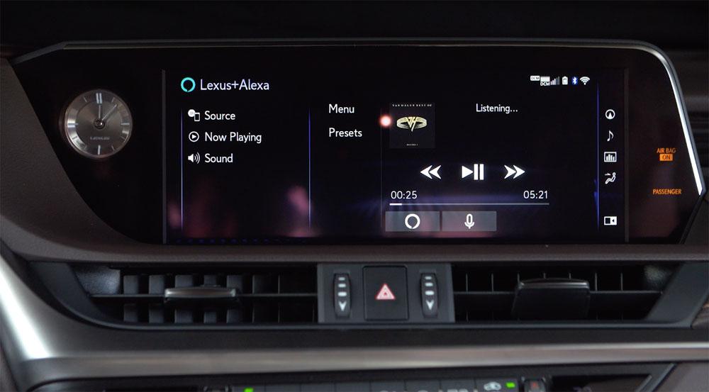 Lexus x Alexa