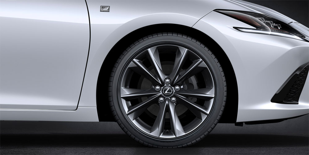 Lexus ES F SPORT Wheels
