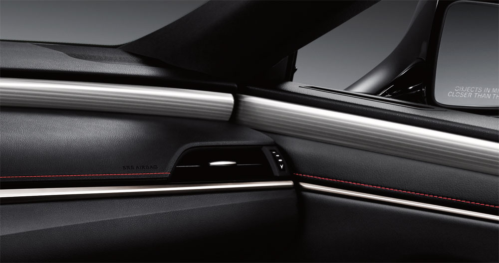 Lexus ES Hadori Trim