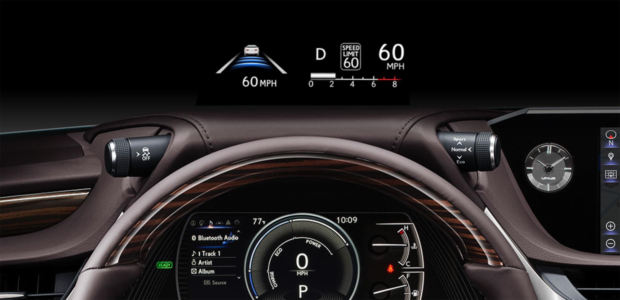 Lexus Es Heads Up Display